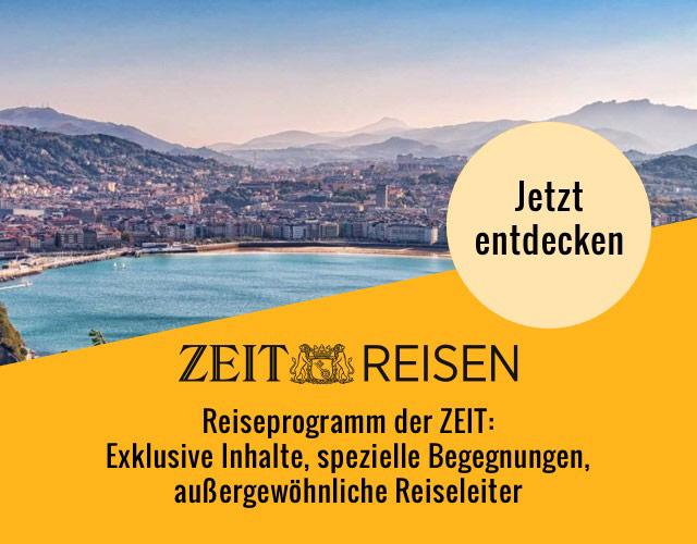 Reiseprogramm der ZEIT